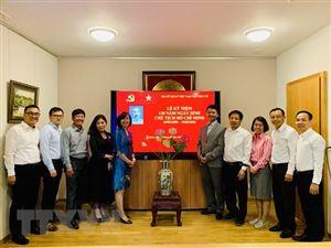Đại sứ quán Việt Nam tại Thụy Sĩ tổ chức kỷ niệm ngày sinh của Bác Hồ