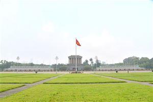 Thông báo tạm ngừng tổ chức Lễ viếng Chủ tịch Hồ Chí Minh, lễ tưởng niệm các Anh hùng liệt sỹ năm 2020