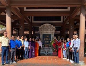 Chi đoàn Bảo tàng Hồ Chí Minh Thừa Thiên Huế với nhiều hoạt động ý nghĩa nhân dịp ngày thương binh liệt sỹ 27/7