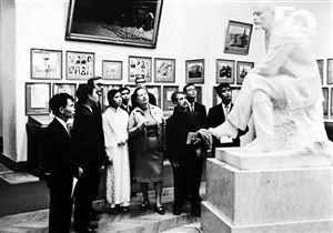 Chuyến đi nước ngoài chuẩn bị xây dựng Bảo tàng Hồ Chí Minh