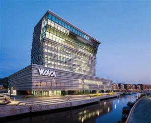 Munch - Bảo tàng lớn nhất thế giới dành riêng cho một họa sĩ