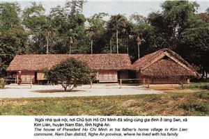 Quê hương và gia đình của Chủ tịch Hồ Chí Minh