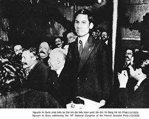 Chủ tịch Hồ Chí Minh tìm thấy con đường cách mạng giải phóng dân tộc, người sáng lập Đảng Cộng sản Việt Nam (1911-1930)