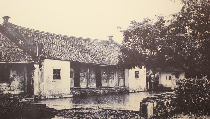 Ngôi nhà của gia đình Tổng bí thư Trường Chinh ở làng Hành Thiện, xã Xuân Hồng (Xuân Trường, Nam Định)