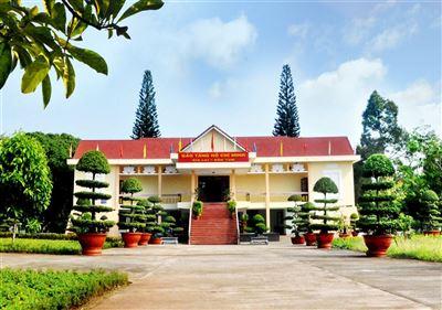 Bảo tàng Hồ Chí Minh-chi nhánh Gia lai và Kontum