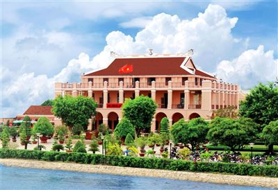 Bảo tàng Hồ Chí Minh-chi nhánh thành phố Hồ Chí Minh