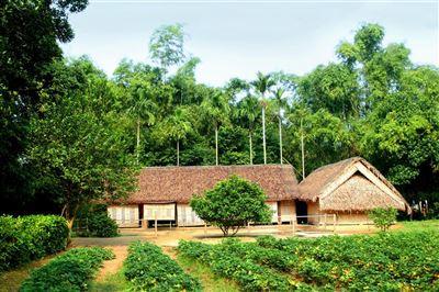 Khu di tích Kim Liên, xã Kim Liên, huyện Nam Đàn, tỉnh Nghệ An