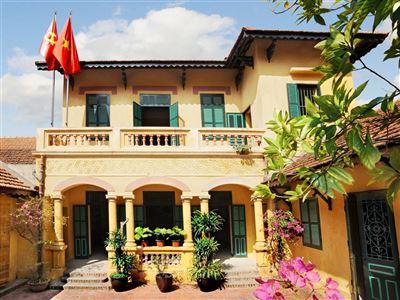 Di tích nơi Chủ tịch Hồ Chí Minh viết Lời kêu gọi toàn quốc kháng chiến tại phường Vạn Phúc, Quận Hà Đông, Hà Nội
