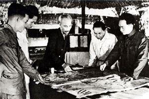 Chủ tịch Hồ Chí Minh - Người sáng lập, rèn luyện Đảng Cộng sản Việt Nam