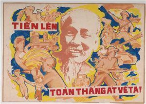 Lược sử tranh cổ động Việt Nam
