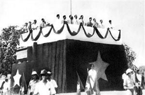 Tháng Tám năm 1945 ở Hà Nội