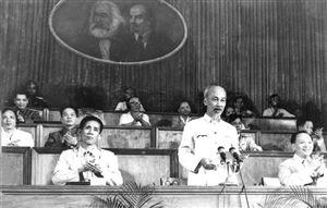Bác Hồ với Đại hội III của Đảng