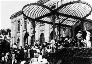 Bác Hồ với việc chuẩn bị trực tiếp cho cuộc Cách mạng Tháng Tám năm 1945