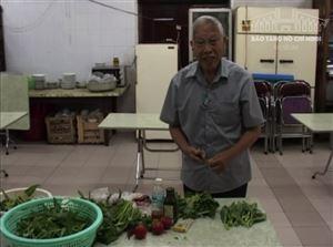 Ông Đặng Văn Lơ - Người đầu bếp tận tụy phục vụ Bác Hồ