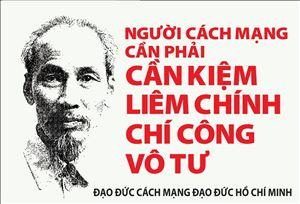 Hồ Chí Minh về pháp luật và đạo đức