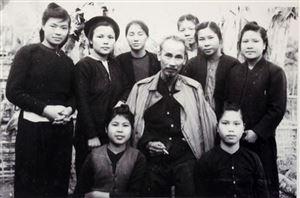 Những lời khen tặng và danh hiệu cao quí được Đảng, Nhà nước, Bác Hồ tặng thưởng cho phong trào phụ nữ Việt Nam