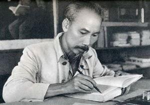 Di chúc Hồ Chí Minh - một mẫu mực về đạo đức, một đặc sắc về phong cách