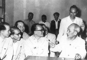 Từ tư tưởng Hồ Chí Minh về công tác cán bộ đến xây dựng đội ngũ cán bộ theo tinh thần Nghị quyết Hội nghị Trung ương lần thứ bảy khóa XII