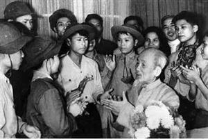 Để sức sống, tư tưởng Hồ Chí Minh mãi trường tồn!