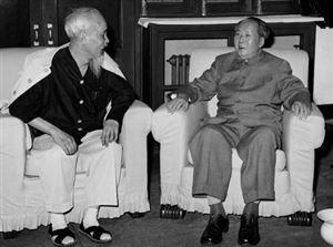 Chủ tịch Hồ Chí Minh với quan hệ ngoại giao giữa Việt Nam, Liên Xô và Trung Quốc