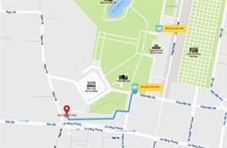 Bản đồ đến Bảo tàng