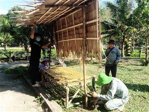 Khu di tích Nguyễn Sinh Sắc chuẩn bị tốt nhất các hoạt động phục vụ nhân dân đón Tết Nguyên đán Tân Sửu 2021