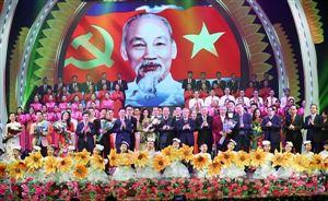 Nhiều hoạt động kỷ niệm 130 năm Ngày sinh Chủ tịch Hồ Chí Minh