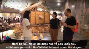 Giới thiệu Bảo tàng Hồ Chí Minh_Hanoi Free Tour Guides
