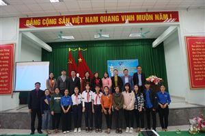 Tuyên truyền về cuộc đời, sự nghiệp của Chủ tịch Hồ Chí Minh tại xã Phú Mỹ, huyện Phú Vang