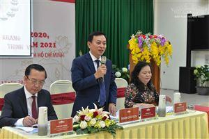 [Ảnh] Hội nghị Tổng kết công tác năm 2020, Triển khai nhiệm vụ năm 2021 của Hệ thống Bảo tàng và Di tích lưu niệm Chủ tịch Hồ Chí Minh
