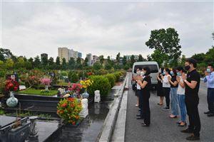 Kỷ niệm 100 năm ngày sinh đồng chí Vũ Kỳ, thư ký của Bác Hồ, nguyên Giám đốc Bảo tàng Hồ Chí Minh