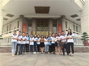 Đào tạo hướng dẫn viên tình nguyện của Câu lạc bộ Hanoi Free Prvate Tour Guide - Một mô hình mới tại Bảo tàng Hồ Chí Minh