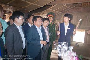 Khu Di tích Kim Liên tổ chức Lễ giỗ Bà Hoàng Thị Loan lần thứ 118