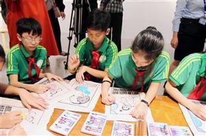 Trải nghiệm sáng tạo nghệ thuật in tranh khắc gỗ về hình tượng Bác Hồ tại Bảo tàng Hồ Chí Minh