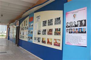 """Triển lãm các chuyên đề """"Chủ tịch Hồ Chí Minh – Hành trình tìm đường giải phóng dân tộc""""; """"Chủ tịch Hồ Chí Minh – Người sáng lập và rèn luyện Đảng Cộng sản Việt Nam"""" tại Bảo tàng Hồ Chí Minh chi nhánh thành phố Hồ Chí Minh"""