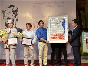 Bảo tàng Hồ Chí Minh tiếp nhận các tác phẩm nghệ thuật sáng tác về Chủ tịch Hồ Chí Minh