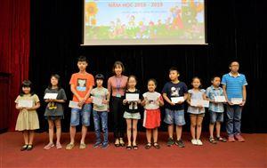 Bảo tàng Hồ Chí Minh tổ chức Tết thiếu nhi 1/6, tổng kết năm học 2018–2019 cho con cán bộ, viên chức và người lao động Bảo tàng