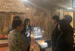 Đại sứ đặc mệnh toàn quyền nước Cộng hòa Armenia tại Việt Nam thăm Bảo tàng Hồ Chí Minh