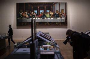 Bảo tàng Louvre trưng bày xuyên đêm những kiệt tác của Leonardo
