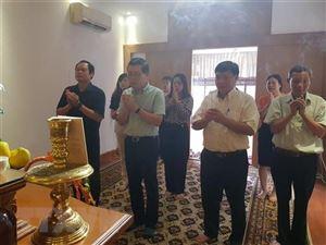 Đại sứ quán Việt Nam tại Myanmar kỷ niệm 130 năm ngày sinh nhật Bác