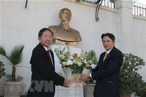 Kỷ niệm ngày sinh Chủ tịch Hồ Chi Minh tại Algeria và Venezuela