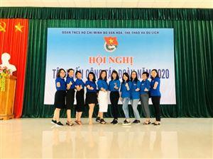 Đoàn cơ sở Bảo tàng Hồ Chí Minh tham dự chương trình tập huấn công tác Đoàn năm 2020 tại Quảng Trị