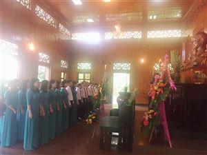 Sở Tư pháp Nghệ An dâng hương tưởng niệm Chủ tịch Hồ Chí Minh