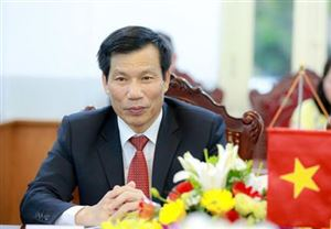 Thư chúc mừng của Bộ trưởng Nguyễn Ngọc Thiện nhân kỷ niệm 75 năm Ngày Truyền thống ngành Văn hóa