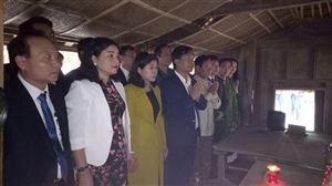 Khu di tích Kim Liên tổ chức Lễ giỗ lần thứ 91 ông Nguyễn Sinh Sắc – Thân sinh Chủ tịch Hồ Chí Minh