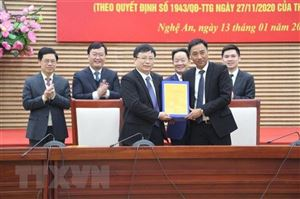 Công bố quy hoạch bảo tồn Khu lưu niệm Chủ tịch Hồ Chí Minh ở Nghệ An