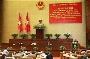 Học và làm theo tư tưởng, đạo đức, phong cách Hồ Chí Minh về ý chí tự lực, tự cường, khát vọng phát triển đất nước phồn vinh, hạnh phúc