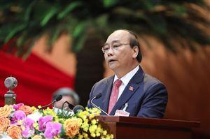 Toàn văn Diễn văn khai mạc của Thủ tướng Chính phủ Nguyễn Xuân Phúc tại Đại hội đại biểu toàn quốc lần thứ XIII của Đảng Cộng sản Việt Nam
