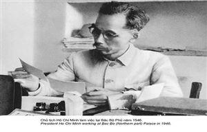 Chủ tịch Hồ Chí Minh cùng Trung ương Đảng lãnh đạo cuộc đấu tranh củng cố chính quyền cách mạng, kháng chiến chống thực dân Pháp xâm lược (1945-1954)