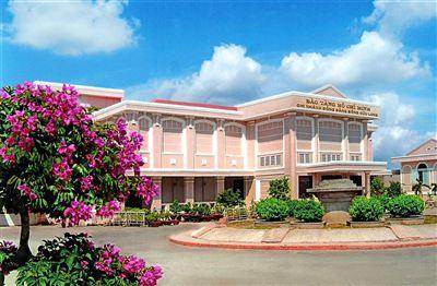 Bảo tàng Hồ Chí Minh - Chi nhánh Đồng bằng sông Cửu Long